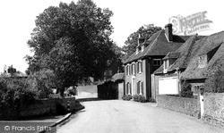 Ickham, Pond Corner c.1955