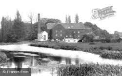 Ickham, Seaton Mill 1903