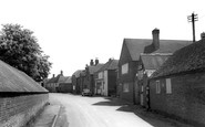 Ickham, the Forge and Street c1960
