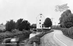 Ickham, The Little Stour c.1955