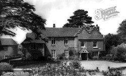 Ickham, The Rectory c.1960