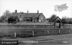 The School c.1960, Ickleford