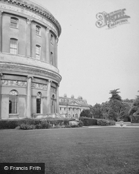 1950, Ickworth House