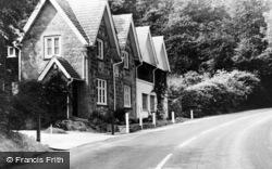 Ide Hill, Gable Cottage c.1960