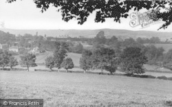 Ide Hill, General View c.1955