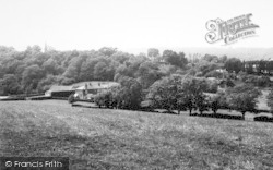 Ide Hill, General View c.1960