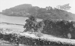 Ide Hill, Hanging Bank c.1955