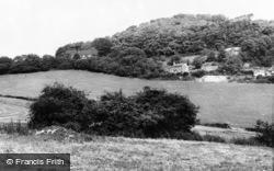 Ide Hill, Hanging Bank c.1960