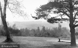 Ide Hill, The National Trust Land c.1955