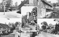 Ightham, Composite c.1955