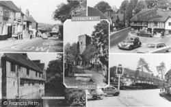Ightham, Composite c.1960
