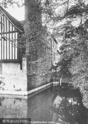 Ightham, Ightham Mote 1900