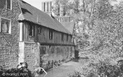 Ightham, Ightham Mote c.1955