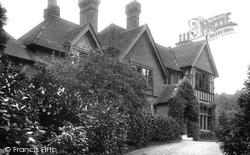 Ightham, Knoll 1902