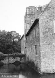 Ightham, Mote House c.1960
