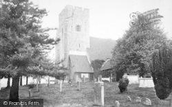 Ightham, St Peter's Church 1895