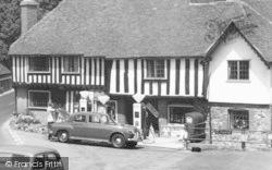 Ightham, The Petrol Pumps c.1960