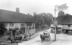 Ightham, The Square 1901