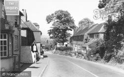 Ightham, The Street c.1955