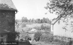 Ightham, View Towards The Church c.1955
