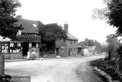 Ightham, Village 1901