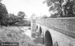 Ilchester, Bridge Over River Yeo c.1965