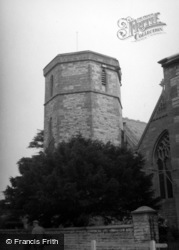 Ilchester, Church, The Octagonal Tower c.1950