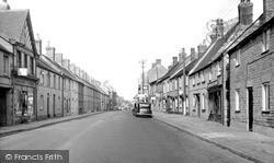 Ilchester, High Street c.1955