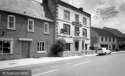 Ilchester, Ivelchester Hotel c.1965
