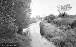 Ilchester, River Yeo c.1965