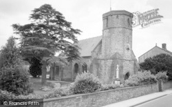 Ilchester, St Mary Major c.1965