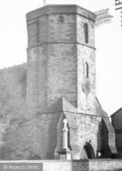 Ilchester, The Church c.1955