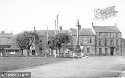 Ilchester, The Square c.1955