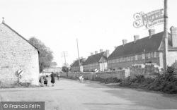 Ilchester, The Village c.1955