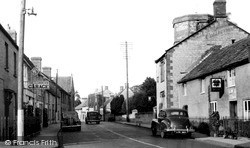 Ilchester, Yeovil Road c.1955