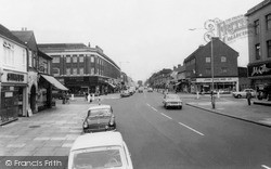 Ilford, Barkingside High Street c.1965