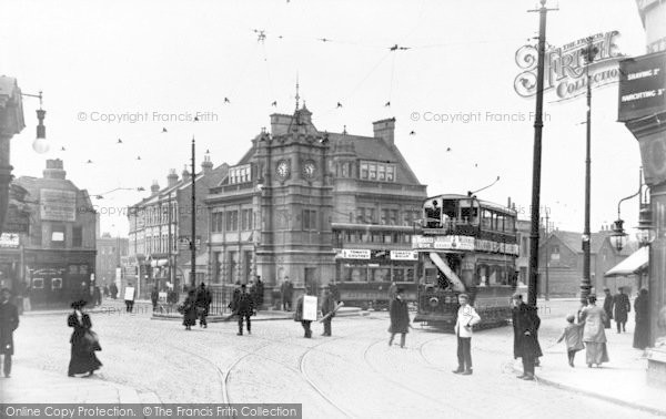 Photo of Ilford, Broadway c.1907