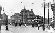 Ilford, Broadway c.1907