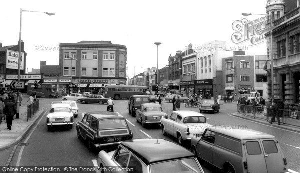 Photo of Ilford, c.1967