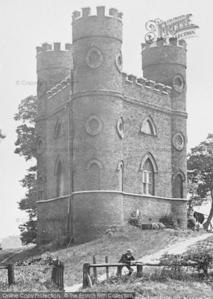 Photo of Ilford, Cranbrook Castle 1900