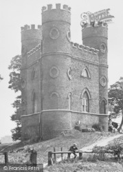 Ilford, Cranbrook Castle 1900