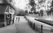 Ilford, Cranbrook Park c.1965