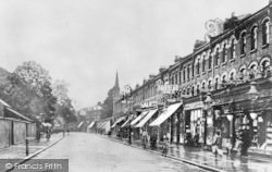Ilford, Cranbrook Road 1914