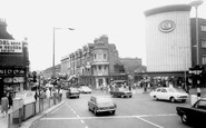 Ilford, Cranbrook Road c1965