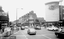 Ilford, Cranbrook Road c.1965