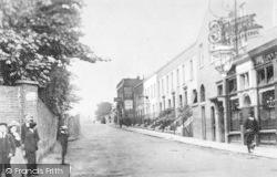 Ilford, Hainault Street c.1890