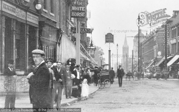 Photo of Ilford, High Road 1903