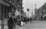 Ilford, High Road 1903