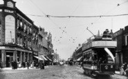Ilford, High Road 1905