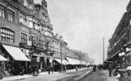 Ilford, High Road c.1910